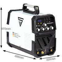AC/DC WIG 200 ST IGBT - Welder Set