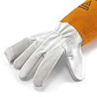 2 × TIG-Finger / Heat protection for welder gloves
