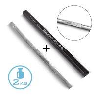 TIG welding rods STAHLWERK ER307Si stainless steel high...
