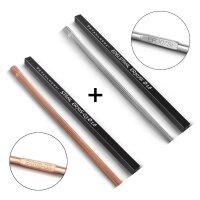 TIG welding filler rods STAHLWERK set: steel + stainless...