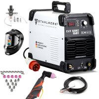 Plasma cutter CUT 60 ST IGBT - full equipment set