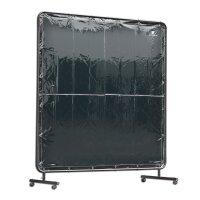 Welding curtain / Welding blanket 1.8m x 1.8m mobile