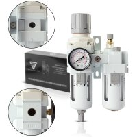 Compressed air maintenance unit WE-10 ST
