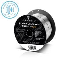 3 x MIG MAG Premium Flux cored wire E71T-GS Ø 0,8...