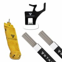 Electrode set STAHLWERK E6013RR + torch holder ARC +...