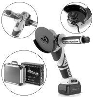 Brushless Cordless Angle Grinder AWS-20 ST 20V/4Ah