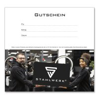 STAHLWERK Voucher 100 €