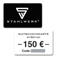 STAHLWERK Voucher 150 €