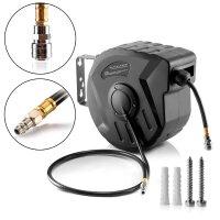 Compressed air hose automatic reel DA-10 ST