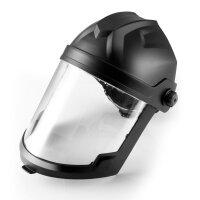 STAHLWERK Grinding mask -  face protection for grinding work
