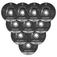 STAHLWERK SW Pro Grind Grinding Disc Ø125 mm Set...