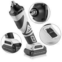 STAHLWERK AGS-20 ST cordless straight grinder / bar...