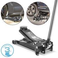 STAHLWERK Tyre Change Set Basic consisting of jack,...