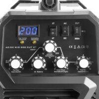 AC/DC TIG 200 CUT ST IGBT - Full Equipment Set