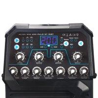 Welder STAHLWERK AC/DC TIG 200 puls ST IGBT