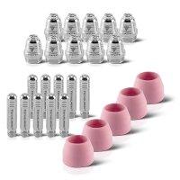 Wear parts kit 25 pcs for AG-60 / SG-55 plasma torch